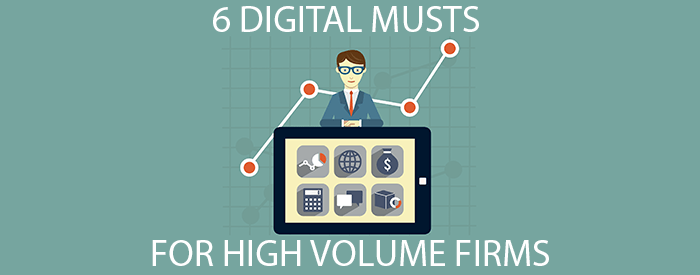 High Volume Law Firm Practices