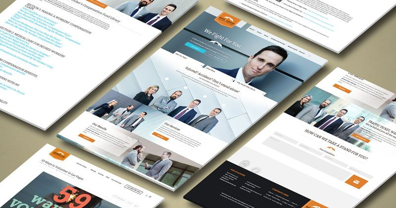 Bighorn Law Website