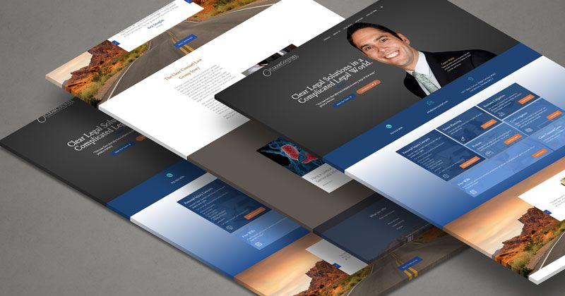 Clear Counsel Law Group Website